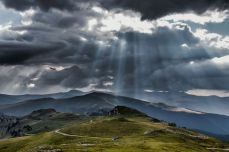 Pe munte - Latoriței