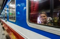 Cu trenul prin Vietnam - Lao Cai