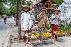 Comercianți în Hội An