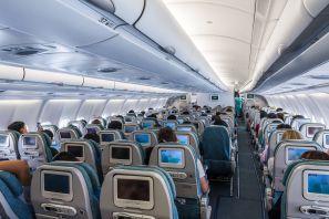 Vietnam Airlines pe zbor intern