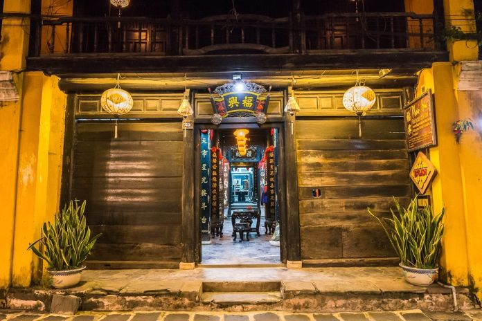 Pitorescul caselor din Hội An