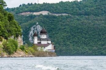 Dunărea la Cazane