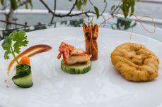 Delicii culinare pe vas