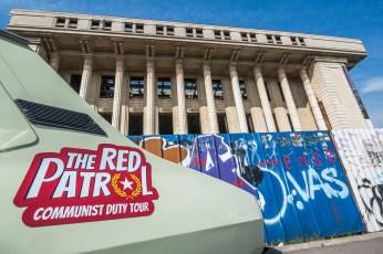 RedPatrol Tour