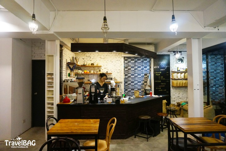 TravelBAG景點 敦化隱巷尋咖啡香 Single Origin espresso & Roast
