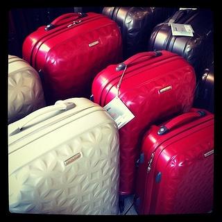 Cleaning Hardside Luggage