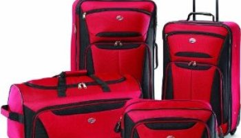 Best Rated 5 Piece Luggage Sets - Travel Bag Quest
