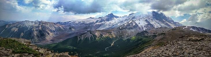 הפארק הלאומי הר רייניר Mt Rainier National Park