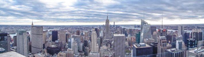 גבוה מעל ניו יורק NYC observation decks