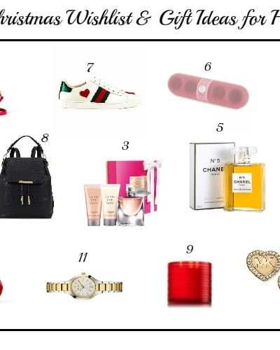 Gift Ideas And Christmas Wishlist For HER | Christmas Gifts | Gifts For Her | Gifts for Women | Travel Beauty Blog | Gift Giving Ideas