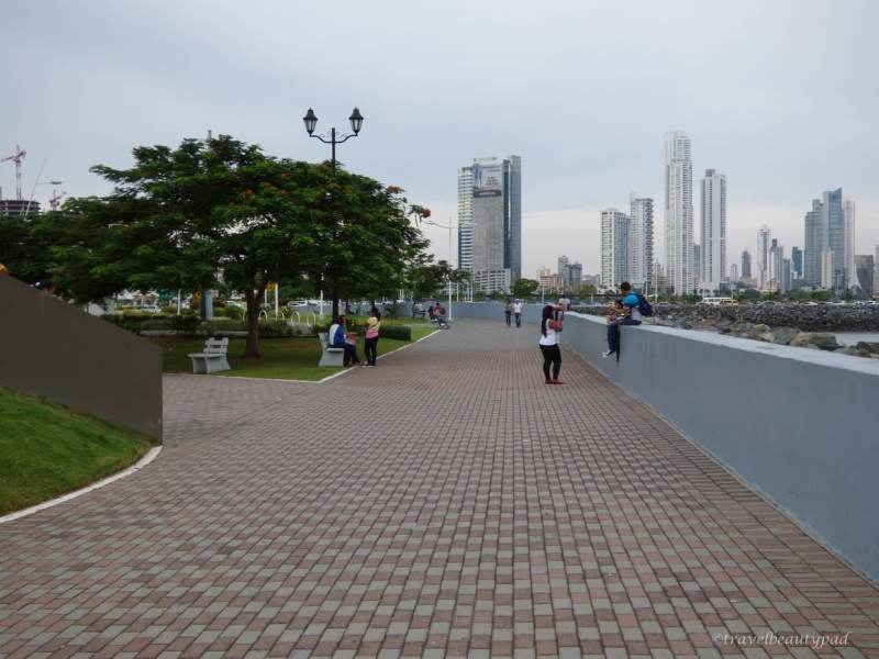 Beautiful Views Of The Largest Waterfront In Panama | Panama City Panama | Cinta Costera | Waterfront | Things To Do In Panama