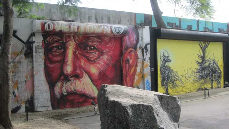 Wynwood Walls Museum Miami | Travel Beauty Blog | Museums | Street Art | Wynwood Walls | Graffiti | Graffiti Walls | Art | Painting | Outdoor Museum | Museums | Art Museums | Street Art