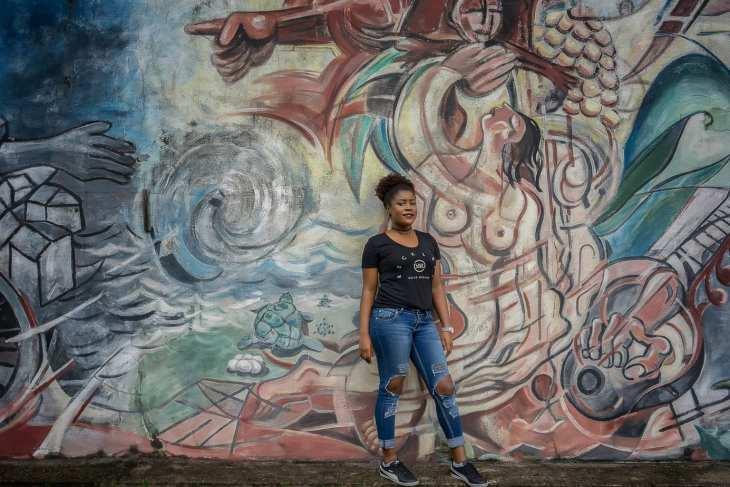 Adventures | A Fun Day Of Outdoor Adventures At The Park | Parque Omar | Outdoor Parks Panama City | Grafitti | Murals Panama | Street Art Panama