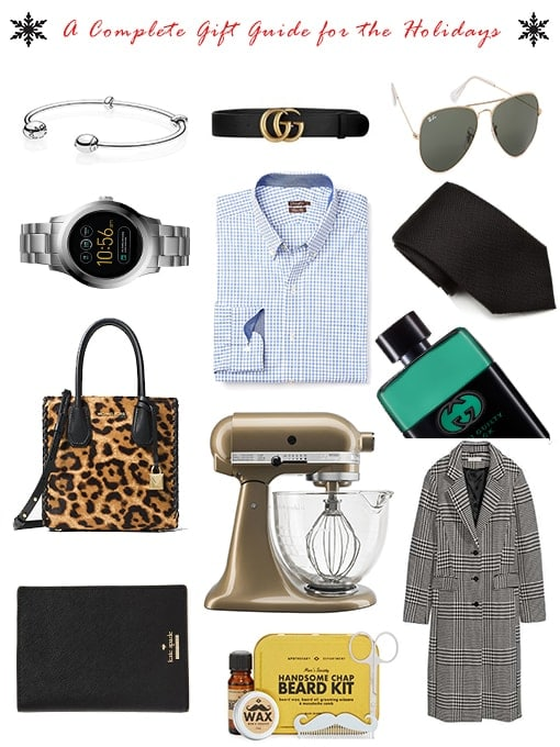 Holiday Time   Gift Guide 2017   A Complete Gift Guide For The Holiday Season   Christmas Gift Ideas   Gift For Bloggers   Gifts For Her   Gifts For Him
