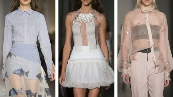 Spring Trends You Need To Know About | Spring 2018 | Spring Trends | Spring Fashion | What's wearing for spring 2018 | Fashion inspiration | Spring Outfits | Travel Beauty Blog | Spring 2018 Sheer