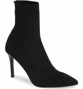Steve Madden Sock Bootie | Nordstrom Winter Sale | Travel Beauty Blog