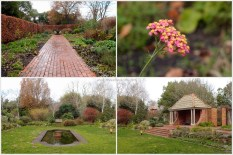 English Flower Garden   Inspired by the 19th century Arts & Crafts style.