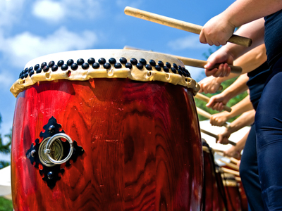 http://www.dreamstime.com/royalty-free-stock-images-hands-japanese-drums-image11250779