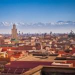Marrakech, une ville touristique sans frontières