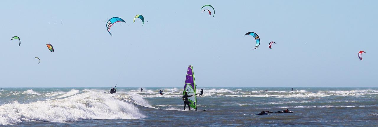 Les meilleurs endroits pour s'initier au kitesurf