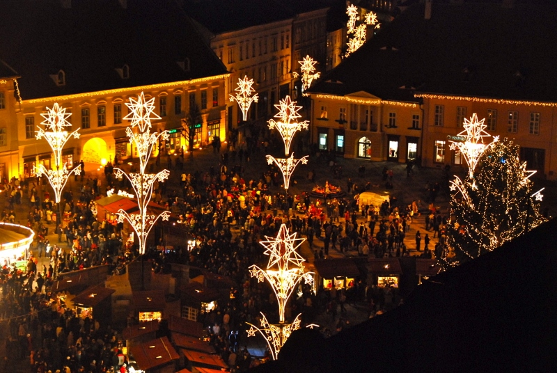 Christmas Markets in Romania - Christmas holidays in Europe