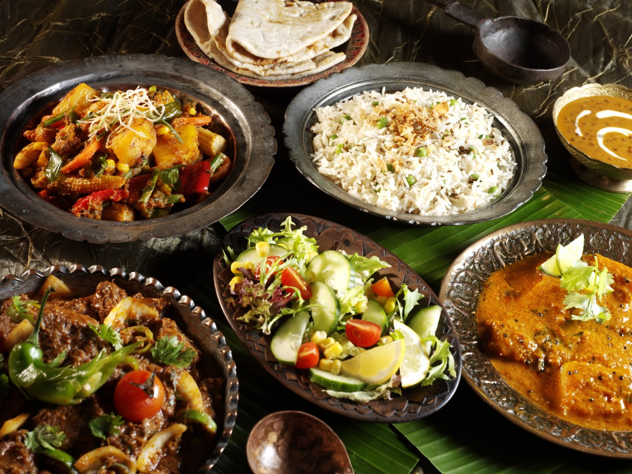 Great indian food abroad travel blog expedia india lots of indian food dishes forumfinder Image collections