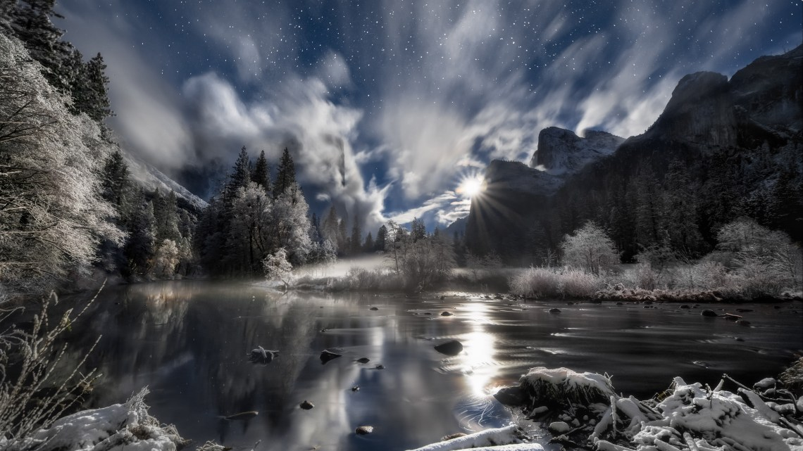 yosemite-snow-lake-usa