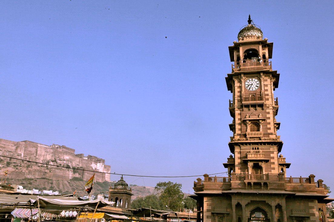 jodphur-clock-tower