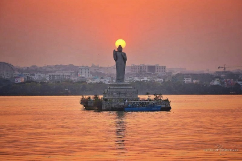 A Guide to Hyderabad - Hussain Sagar