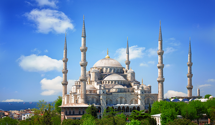 2-Sultan-Ahmed-Mosque-หรือ-Blue-Mosque