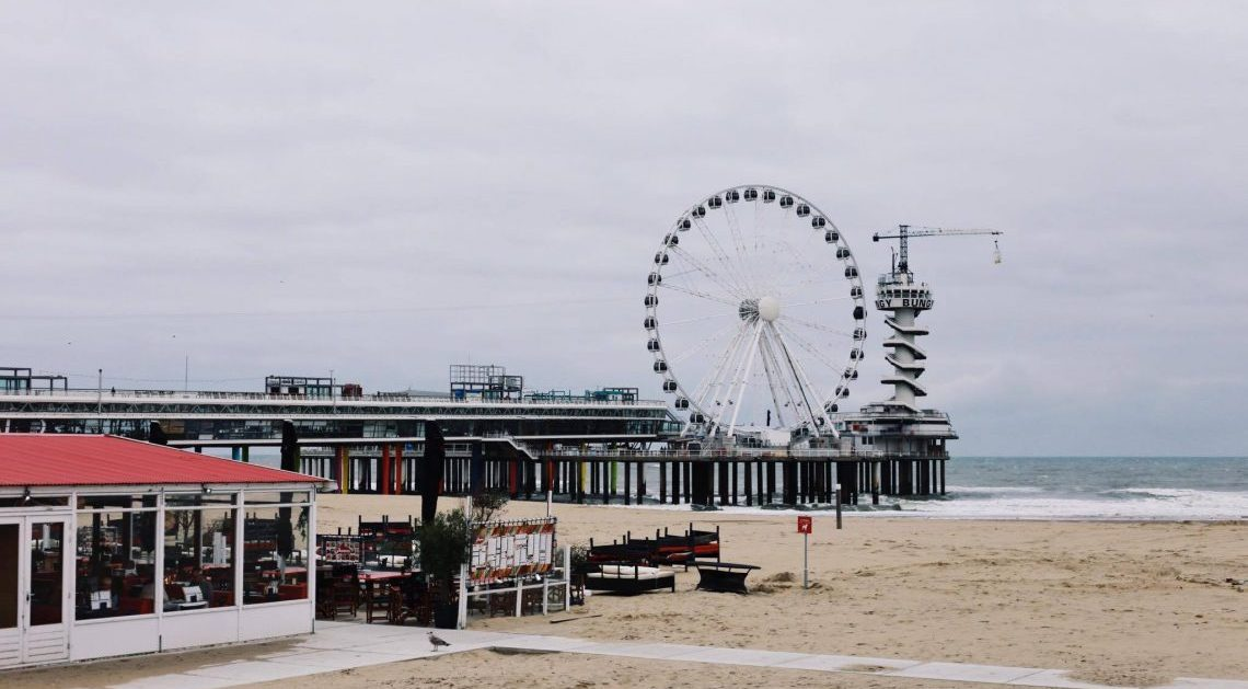 Dream Destination Netherlands Day 1 - The Hague - De Pier Scheveningen 1