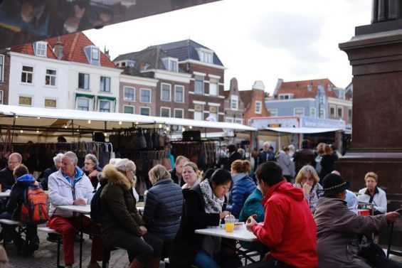 Dream Destination Netherlands Day 2 - Delft - Market Square 2