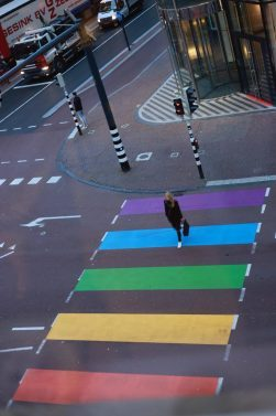 Dream Destination Netherlands Day 3 - Utrecht - Miffy's Traffic Light 1