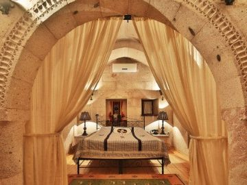Dream Destination Turkey Day 4-6 - Cappadocia - Cappadocia Cave Suites Boutique Hotel 1