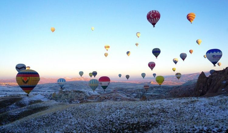 Dream Destination Turkey Day 7 - Cappadocia 2