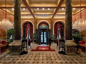 Dream Destination Turkey Day 9 - Istanbul - Pera Palace Hotel 1