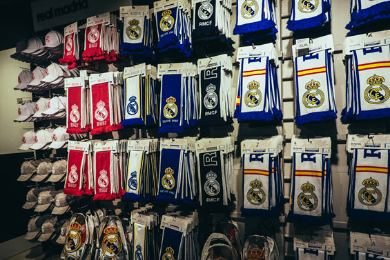 Dream Destination Spain - Day 2 - Madrid - Santiago Bernabeu 11
