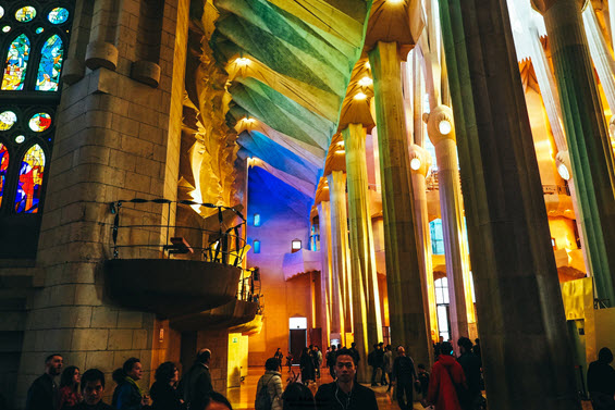 Dream Destination Spain - Day 4 - Barcelona -Basilica de la Sagrada Familia 7