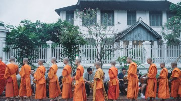 Rhythm of Journey - Luang Prabang - Cover