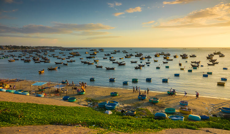 Rhythm of Journey - Mui Ne - Mui Ne Fishing Village 1