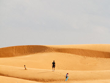 Rhythm of Journey - Mui Ne - White Sand Dunes & Red Sand Dunes 3