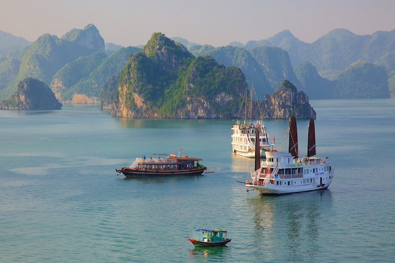 4. Ha Long Bay