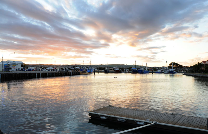 Port Lincoln Marina, Australia - Bucket List Ideas