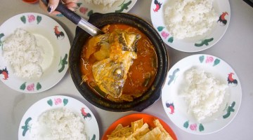 Kam Long Curry Fish Head