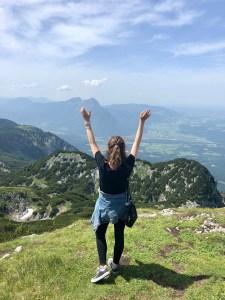 Conquering Untersberg