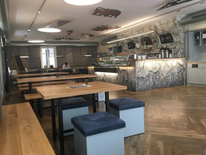 Coffee Press interior