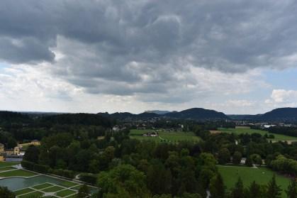 Schloss Hellbrunn View