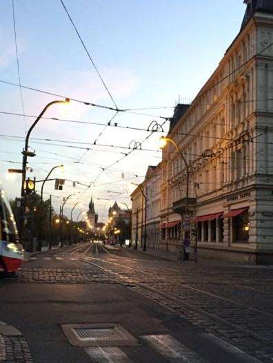 Národní Divadlo streetview