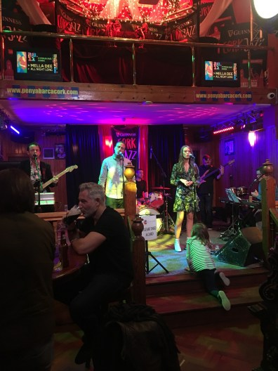 The other band that absolutely rocked it during the Festival at the Old Oak Pub!