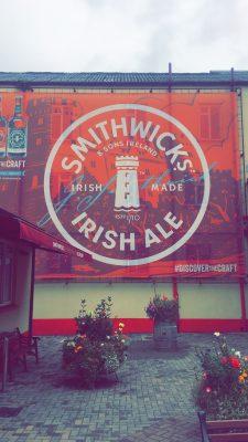 exterior of Smithwick's in